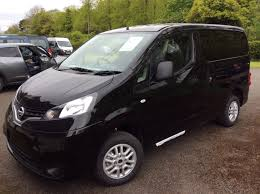 nissan nv200 specs high spec small campervan nissan nv200 camper van from dinkum