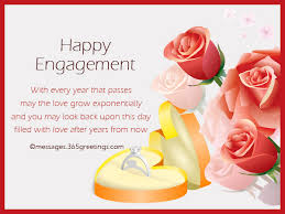 congratulate engagement messages of congratulations on your engagement 365greetings