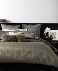 donna karan exhale taupe bedding collection bedding collections