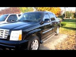 2002 cadillac escalade ext 2002 cadillac escalade ext start up engine review