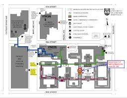 University Of Illinois Campus Map by Maps Department Of Family Medicine