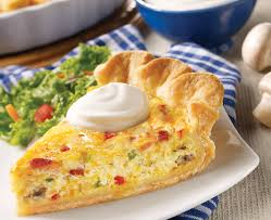 Spinach Quiche With Cottage Cheese by Daisy Quiche Daisy Brand