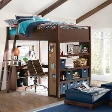 designer love loft bed