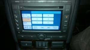 radio not working denso sat nav in car entertainment mk3 mondeo