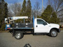 Ford F350 Service Truck - 2007 ford f 350 4 4 service crane