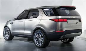 land rover back land rover discovery 5 2016 rear angle usautoblog usautoblog