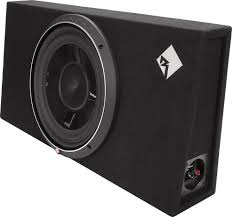 rockford fosgate punch p3s 1x12 sealed truck style enclosure with