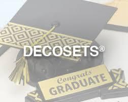 graduation cake toppers decopac graduation