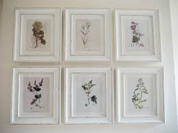how to hang art prints 15 best framed botanical art prints