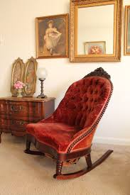 Vintage Rocking Chair For Nursery 25 Best Victorian Rocking Chairs Ideas On Pinterest Victorian