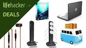 black friday 2014 amazon lifehacker dealhacker hp chromebook 11 soundmagic earphones and much more