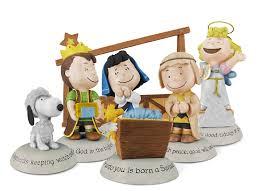 2012 peanuts nativity collection hallmark keepsake ornaments at