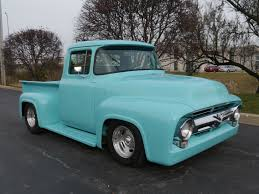 1952 Ford Truck Vintage Air - 1956 ford pick up f 100 custom street rod for sale youtube