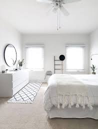 we love this simple but stylish white bedroom bedroom ideas