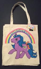 my pony purse primark my pony retro canvas tote shopper shopping shoulder