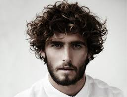 Casual Hairstyle Ideas by Hairstyles Casual Curly Hairstyle For Men Men U0027s Curly Hairstyles