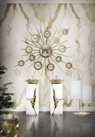 Luxury Bathroom Design 5 Luxury Bathroom Ideas With Stunning Side Tables
