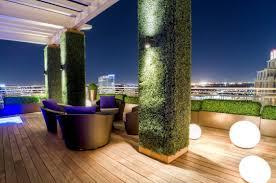 Outdoor Livingroom Extraordinary Outdoor Living Space Designs By Harold Leidner