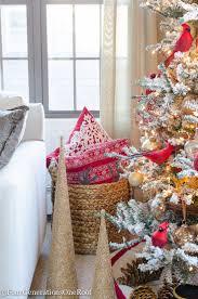 see how christmas pillows bring holiday cheer
