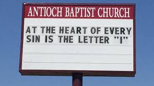 ridiculously church signs you must see southern living
