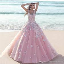 pink dresses 2017 cheap blush pink quinceanera dresses hot vestido de 15 anos