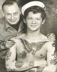 tattooed sailors rebel circus