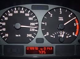 bmw speedometer bmw 320d speedometer storem flickr