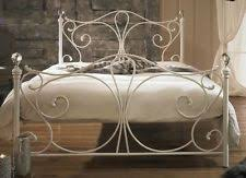 King Size Shabby Chic Bed by French Bed Ebay
