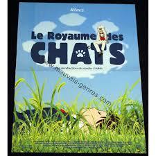 cat returns french movie poster studio ghibli movies the cat