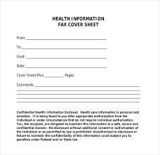 12 fax cover templates u2013 free sample example format download