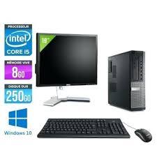 ordinateur de bureau hp pas cher pc bureau pas cher acheter pc bureau petit bureau pour ordinateur