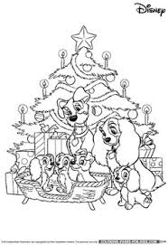 lady tramp coloring picture disney coloring pages