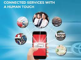 toyota website india toyota connect smartphone app launched in india drivespark news