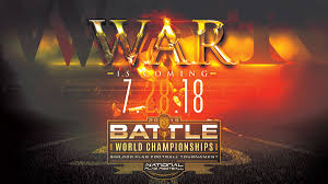 Triple Threat Flags 2018 Battle World Championships 60 000 Flag Football Tournament