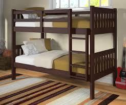 Manhattan Bedroom Furniture Manhattan Mission Bunk Bed Bed Frames Donco Trading