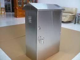 fabrikasi macam macam box panel listrik electrical box control 2013