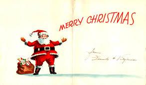 merry christmas from frank u0026 virginia