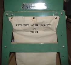 table saw dust collector bag dust collection systems tools equipment contractor talk