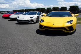 lamborghini 2018 aventador 2018 lamborghini aventador s review track drive bloomberg quint