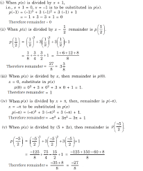 cbse guide for class 9 mathematics polynomials exercise 2 3