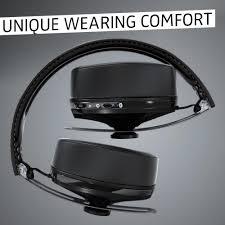 sennheiser momentum 2 around ear wireless black amazon ca