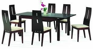 Mission Style Dining Room Table by Dining Room Chair Styles Modern Glass Table Surripui Net