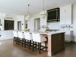Interiors Kitchen Neutral Transitional Kitchen Design Wanted One Magazine