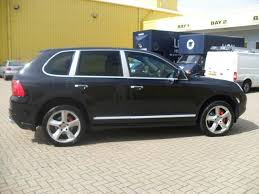porsche cayenne 2003 for sale used porsche cayenne 2003 petrol s 5dr tiptronic 4x4 black edition