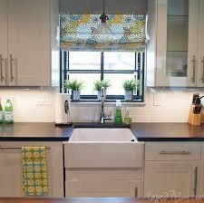 Kitchen Window Treatments Roman Shades - great roman shades for kitchen and 25 best window treatments roman
