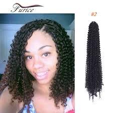 marley crochet hair styles kinky twist hair styles 18 inch brown freetress water wave crochet