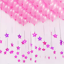 balloon ribbon 5pcs lot laser card balloons ribbon pendant wedding