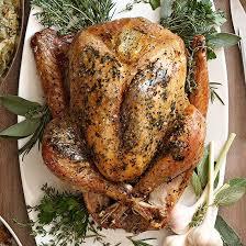 herb roasted turkey with white wine gravy thanksgiving turkey