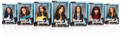 salon secret high shine crème hair colour bblunt