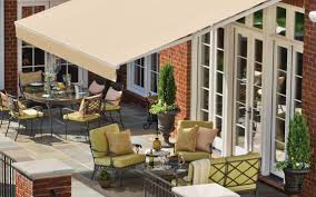 How To Install A Retractable Awning Retractable Awnings Delta Tent U0026 Awning Company
